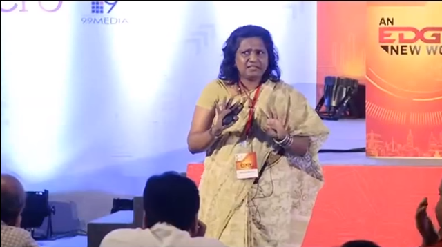 A CFO India event – Nirmala Menon speaks about how our brain works.